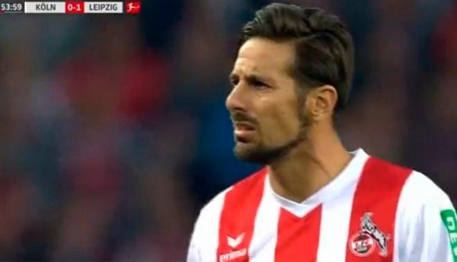 Claudio Pizarro debutó con el Colonia en la Bundesliga [VIDEO]