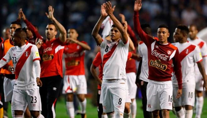 Selección Peruana saldrá asegurar la clasificación al Mundial Rusia 2018