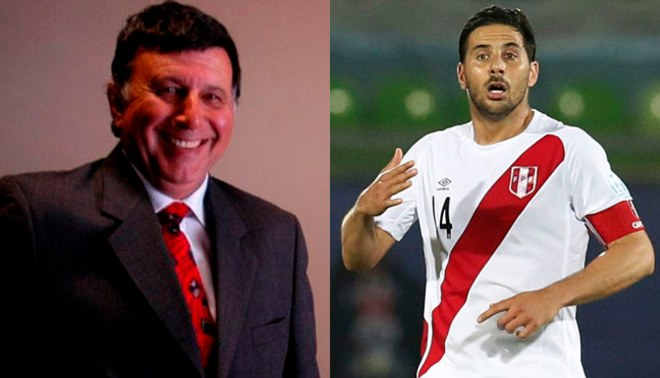 Padre de Claudio Pizarro confirma el deseo de su hijo de jugar el Mundial Rusia 2018