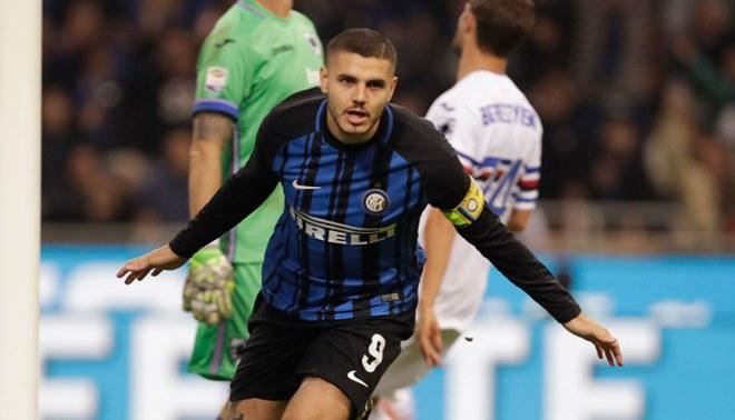 Inter de Milan: Mauro Icardi está imparable en el futbol italiano