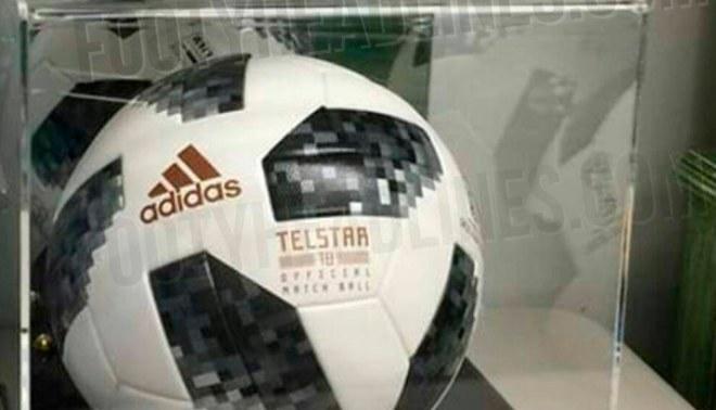Rusia 2018: filtran modelo de la pelota que se usará en el Mundial