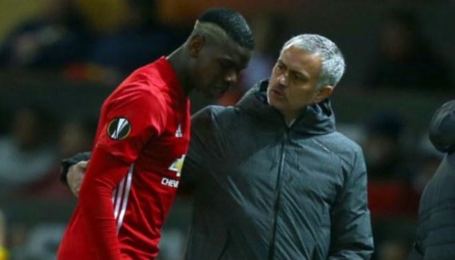 """Manchester United: José Mourinho admite que """"no tiene idea"""" sobre cuándo volverá Paul Pogba"""