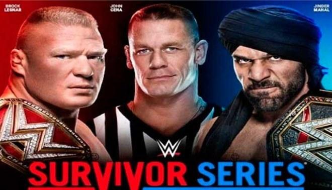 Survivor Series 2017: John Cena, Kurt Angle y Shane McMahon, los estelares del evento WWE, según promoción