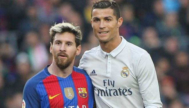 Cristiano Ronaldo y Lionel Messi ¿Quién es el más buscado en internet?