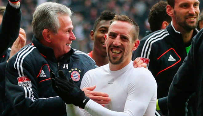 Bayern Múnich: Rummenigge le abre las puertas a Franck Ribéry