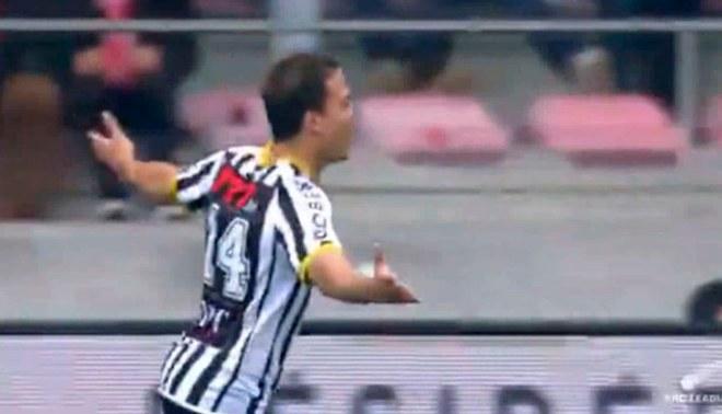 Cristian Benavente y su genial doblete con el Sporting Charleroi por la Jupiler Pro League [VIDEO]