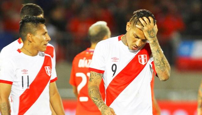 66d762c0e Rusia 2018  La selección peruana se podría quedar sin Mundial