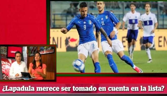 Libero TV: ¿Gianluca Lapadula está a la talla de Paolo Guerrero para la Selección Peruana?