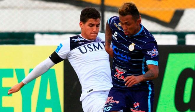 """Real Garcilaso: Joazhiño Arroé  """"Esperamos que, así como nosotros, Alianza ahora caiga"""""""