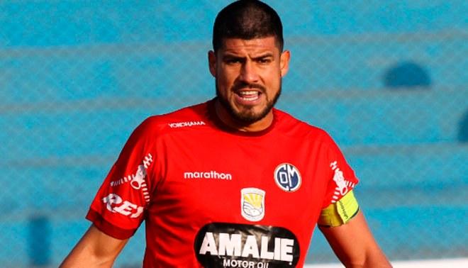 Erick Delgado confirmó que existe la posibilidad de volver a Sporting Cristal
