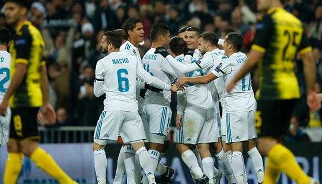 Real Madrid venció 3-2 al Borussia Dortmund por la Champions League [VIDEO]