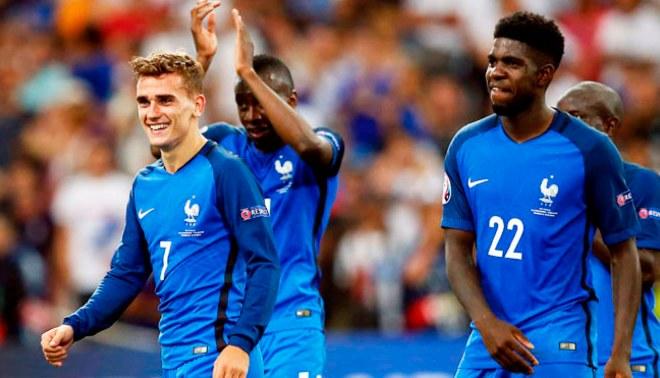 Rusia 2018: Francia podría jugar un amistoso con Colombia para preparar el duelo ante Perú en el Mundial
