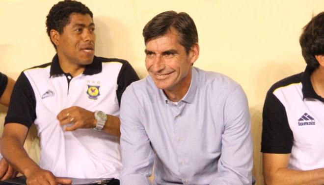 Real Garcilaso: Óscar Ibáñez asoma como reemplazante para Marcelo Grioni