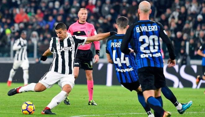 Inter de Milan sigue puntero en la Serie A tras igualar 0-0 con la Juventus [VIDEO]