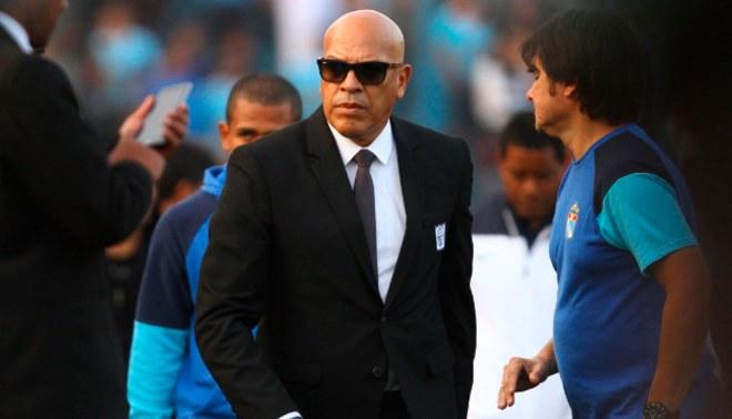 """Robert Mosquera: """"Me llamaron del Sport Boys...de Bolivia"""""""