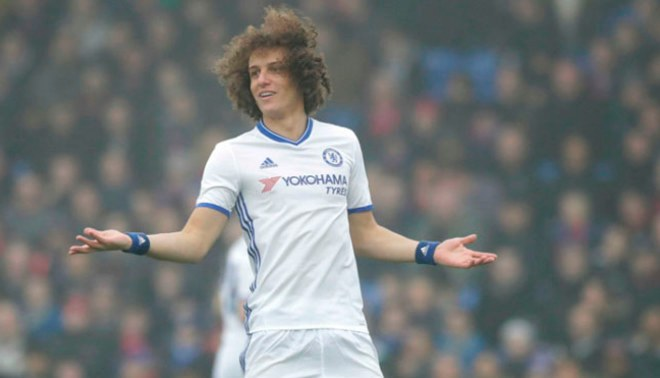David Luiz es declarado transferible por el Chelsea y ya tiene postores