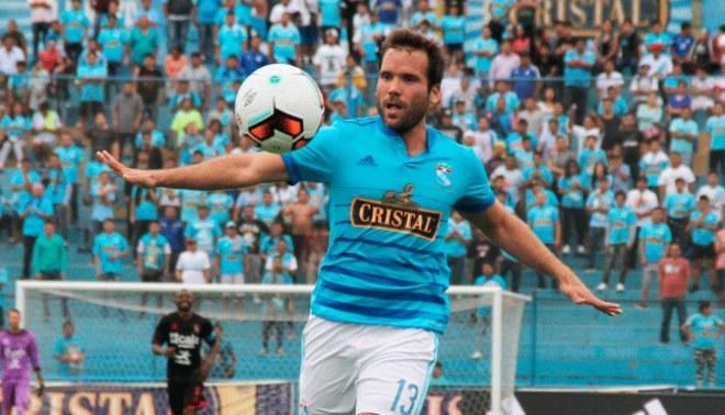 Sporting Cristal: Renzo Revoredo sueña con regresar a tienda celeste