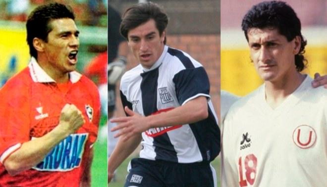 Mario Salas, a Sporting Cristal: los chilenos que destacaron en el fútbol peruano [FOTOS]