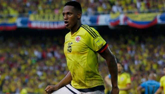 Barcelona cerró el fichaje del colombiano Yerry Mina