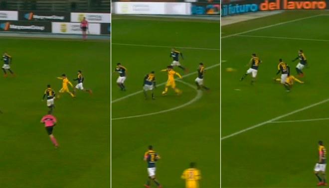 Paulo Dybala y el ¡GOLAZO! a lo Messi ante Hellas Verona en la Serie A [VIDEO]