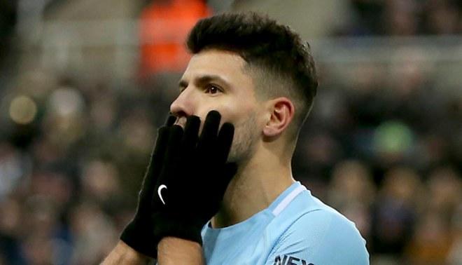 Manchester City: Sergio Agüero confirmó que respetará su contrato con el club inglés.