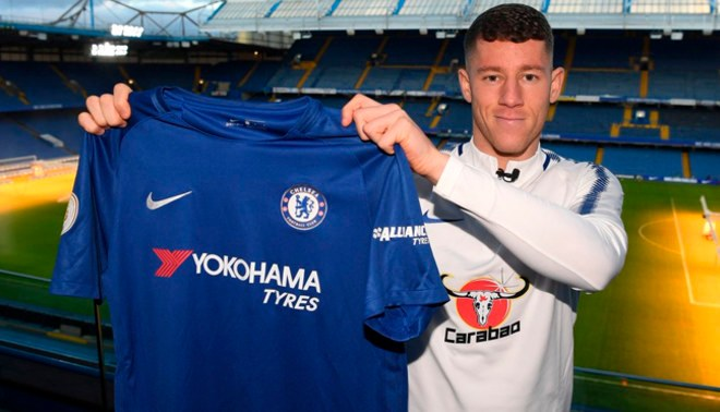Chelsea anuncia el fichaje de Ross Barkley