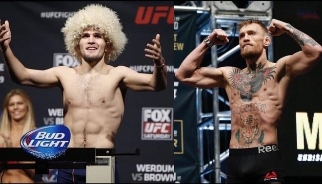 UFC: Conor McGregor defenderá su cinturón ante Tony Ferguson o Khabib Nurmagomedov