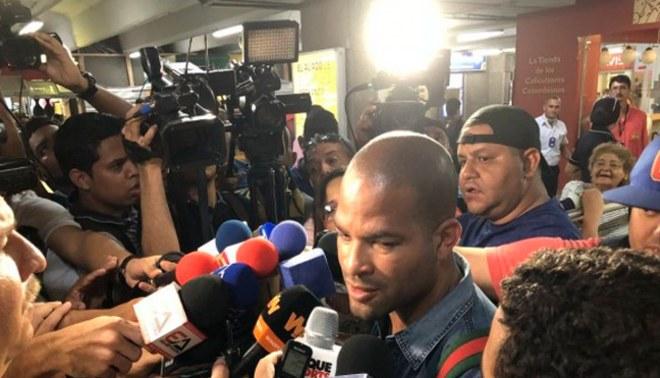 """Alberto Rodríguez ya está en Colombia: """"El Junior es un equipo importante para mi"""""""