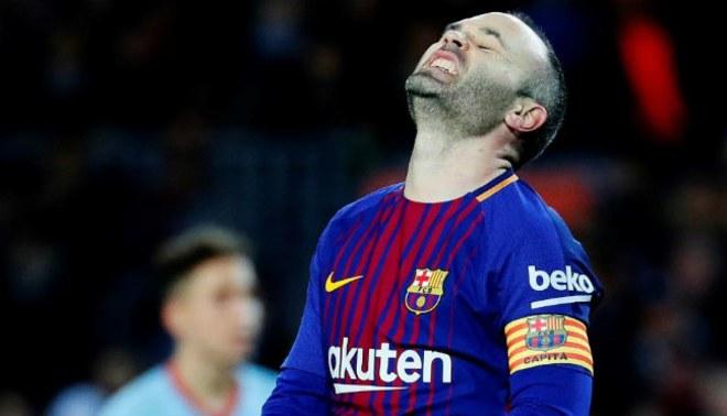 "Andrés Iniesta: ""Philippe Coutinho no ha venido a jubilarme en Barcelona"""