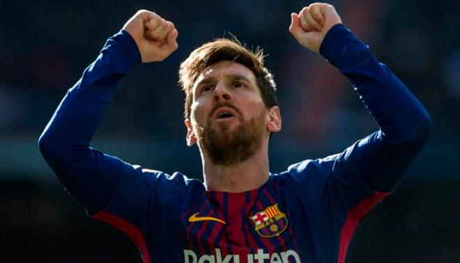 Lionel Messi ganaría 104 millones de euros netos anuales según Football Leaks