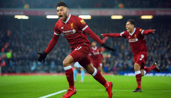 Liverpool venció 4-3 al Manchester City y le rompió la racha de 30 partidos que tenía sin perder [VIDEO]