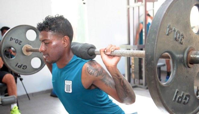 Alianza Lima trabaja el doble para llegar bien físicamente para la Noche Blanquiazul y al inicio del Torneo de Verano