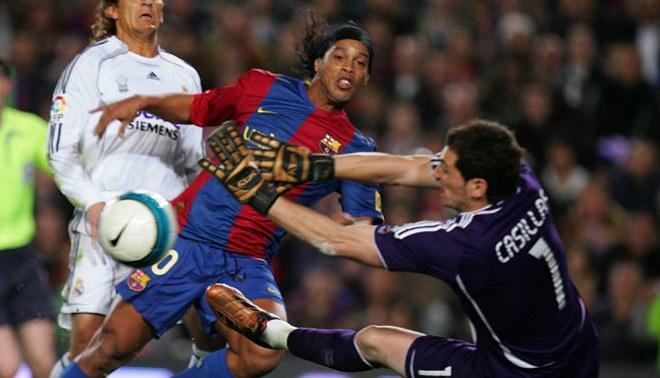 Ronaldinho: emotivo mensaje de Iker Casillas para despedir a crack brasileño