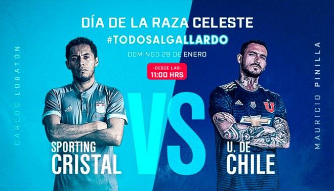 Sporting Cristal confirma a la