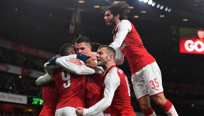Arsenal venció 2-1 a Chelsea y clasificó a la final de la Copa de la Liga  Inglesa  VIDEO  86356e6467f70