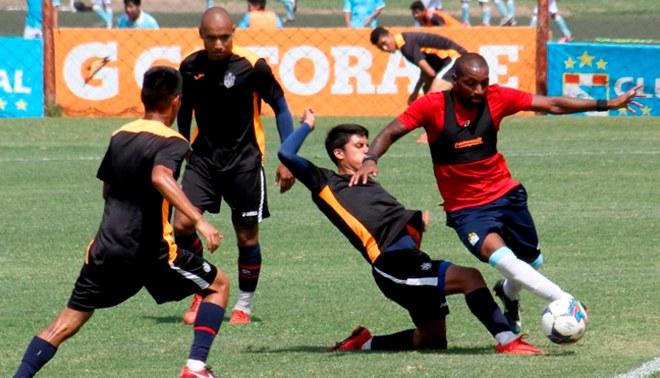 Sporting Cristal empató 2-2 ante San Martín en amistoso de pretemporada