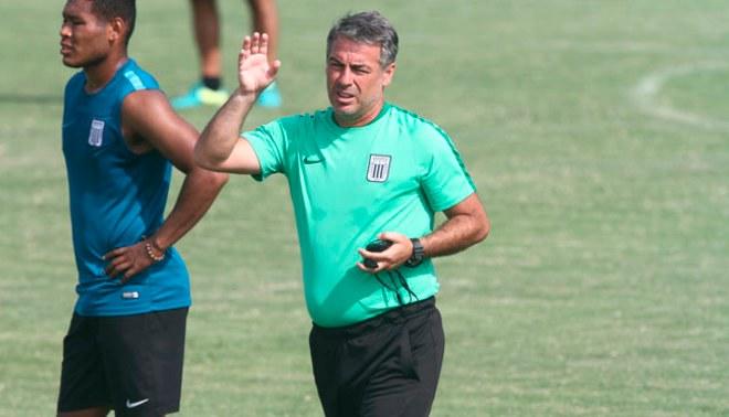 Alianza Lima: Pablo Bengoechea está seguro de ganarle a Boca Juniors en la Copa Libertadores