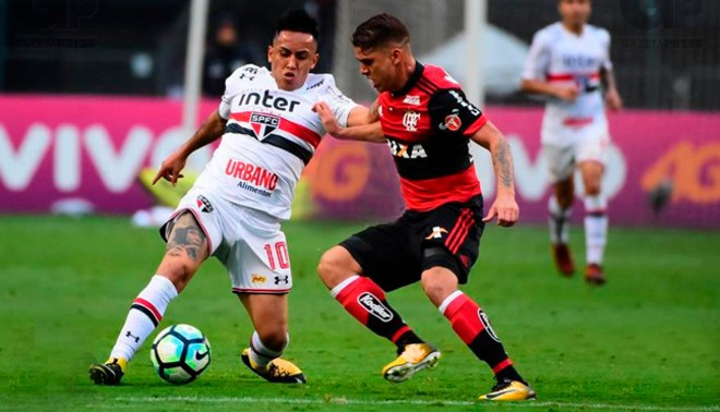 ¿Porqué no jugó Christian Cueva ante Corinthians? técnico del Sao Paulo reveló la verdadera razón