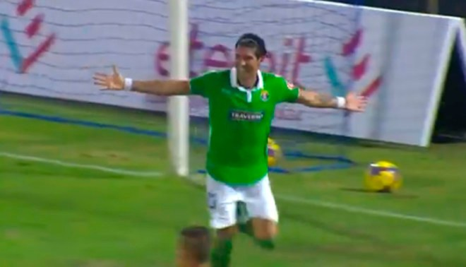 Alianza Lima vs. Audax Italiano: Sebastián Abreu anotó 0-2 y dejó sin reacción a Leao Butrón [VIDEO]