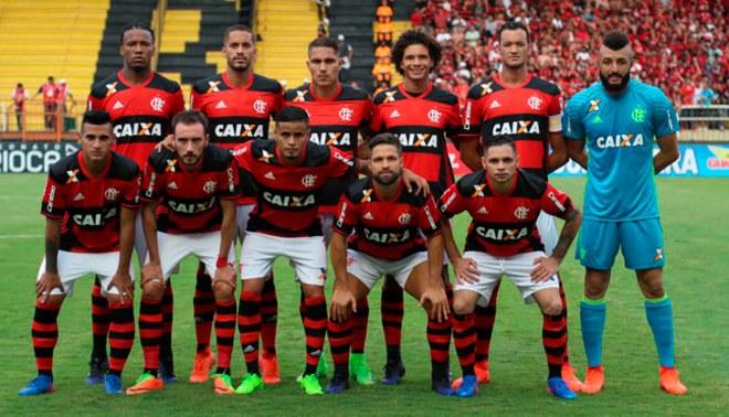 87d7b5507a8a2 Flamengo confirmó las dorsales que usarán sus futbolistas durante el 2018
