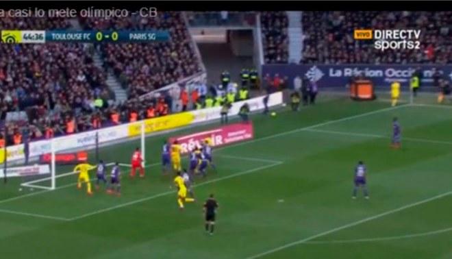 PSG: Ángel Di María estuvo cerca de marcar uno de sus mejores golazos de su carrera [VIDEO]