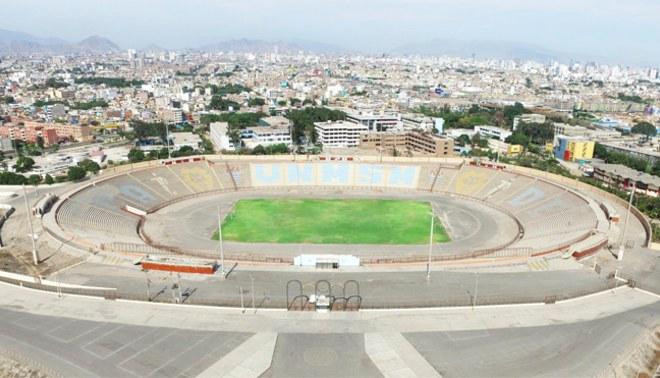 Lima 2019 Estadio De La Universidad De San Marcos Sera Habilitado