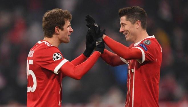 Bayern Múnich tiene en mente conseguir el triplete esta temporada