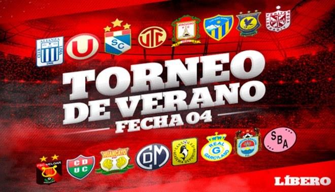 Torneo de Verano: La tabla de posiciones y los resultados tras la jornada 4