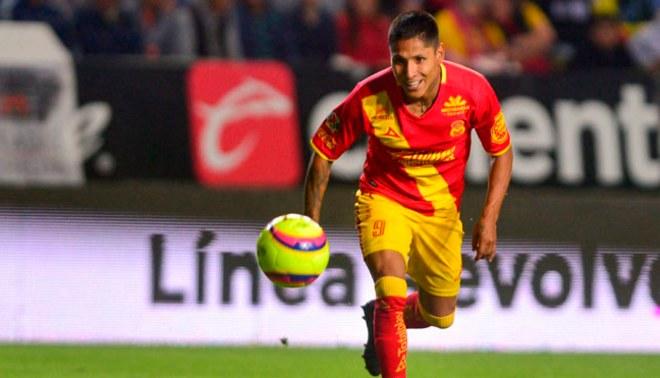 Con gol de Raúl Ruidíaz, Morelia cayó 2-1 ante Tigres por la Liga MX