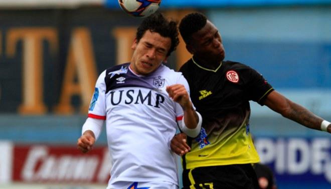 San Martín empató 0-0 ante UTC y sigue invicto en el Torneo de Verano