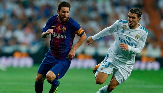 Real Madrid vs. Barcelona: Se confirmó la fecha y hora del clásico español