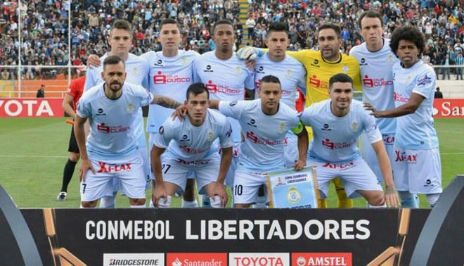 ¡TRIUNFAZO! Real Garcilaso venció por 2 a 0 al Santos en la Copa Libertadores [VIDEO]