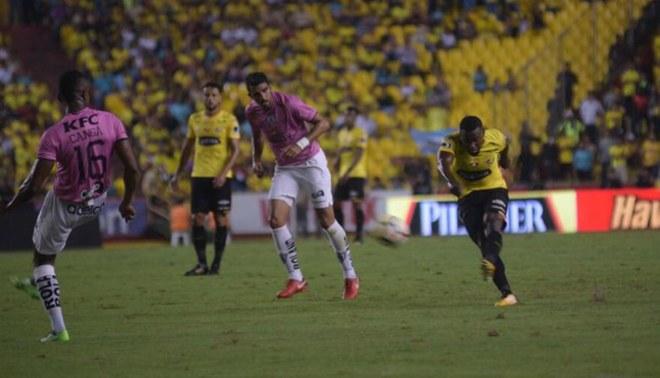 Barcelona empató 0-0 ante Independiente del Valle por la Serie A de Ecuador