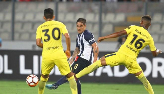 Alianza Lima: Alejandro Hohberg dijo de todo tras el empate ante Boca Juniors